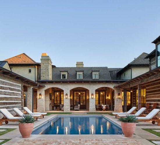 Llano Ranch Swimming Pool